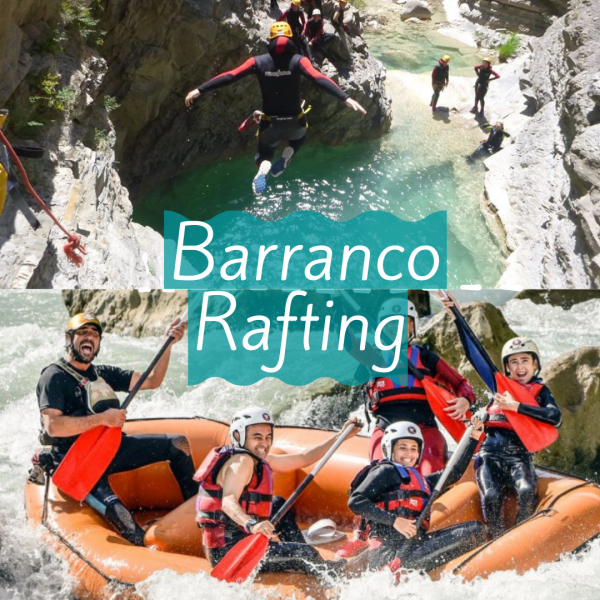 Rafting + Barranco