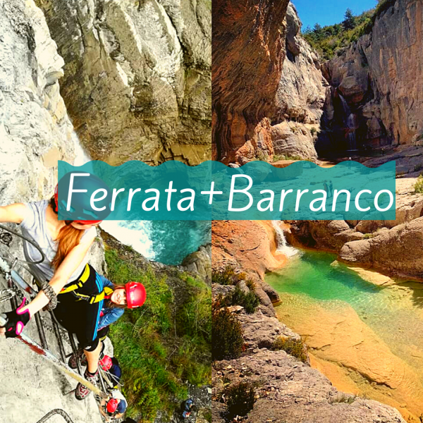 Barranco + Ferrata