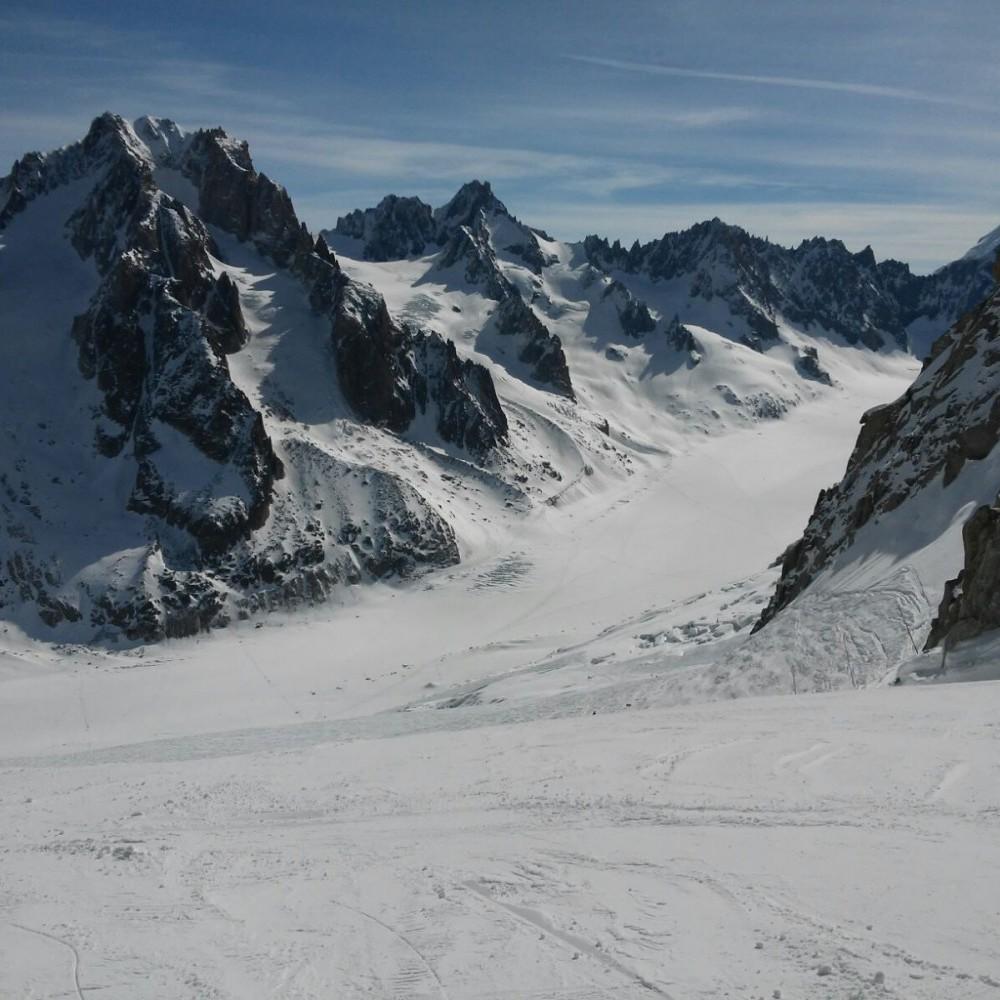 0b5421cea36 Cursillo especial Mont Blanc    Guías de alta montaña y barrancos en ...